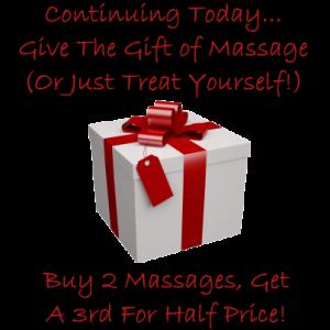 gift of massage
